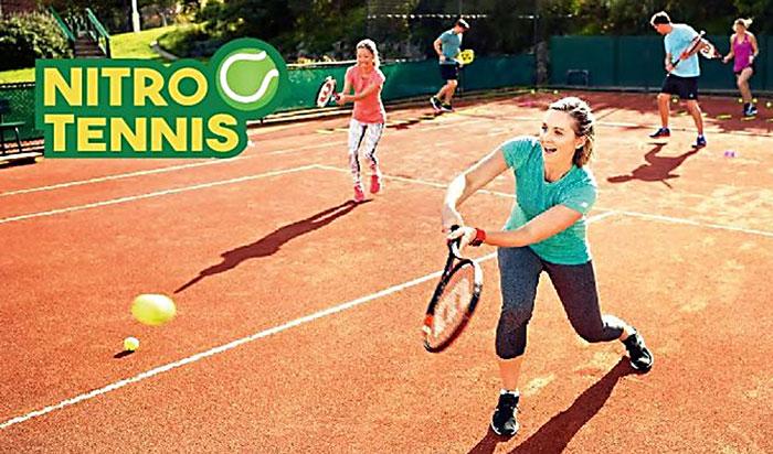 Tennis School Holiday Program