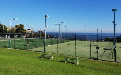 Tennis Courts Now Open to Members