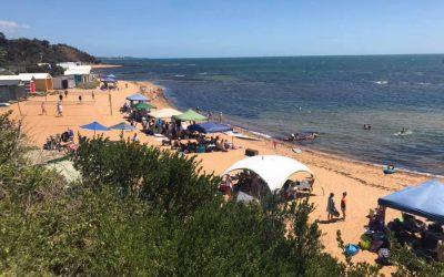 Australia Day Beach Tennis