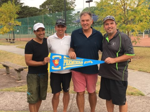 PTA Open Singles Saturday Tennis Competition Results