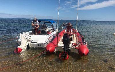 Power Boat Crews