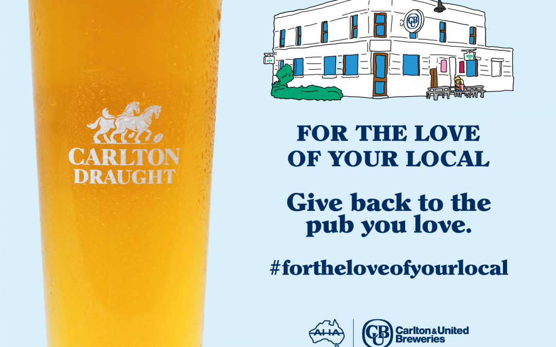 For the Love of your Local